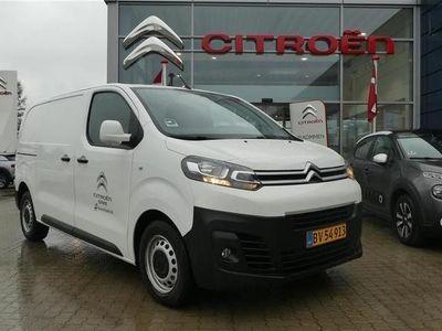 brugt Citroën Jumpy L2N2 2,0 Blue HDi ProffLINE start/stop 120HK Van 6g