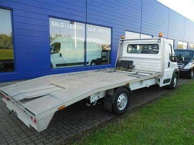 brugt Peugeot Boxer 435 L3 3,0 HDI 180HK Ladv./Chas. 6g