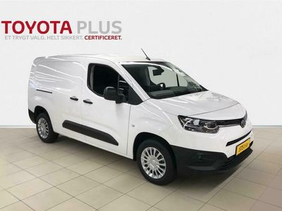 brugt Toyota Proace City Long 1,5 D Comfort 102HK Van