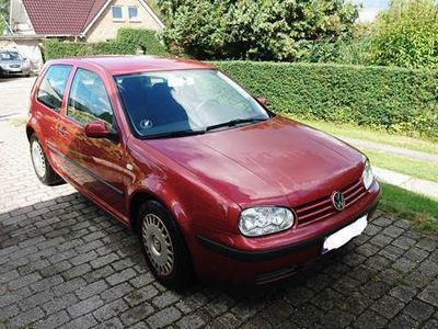 used VW Golf IV 2,0 2,0
