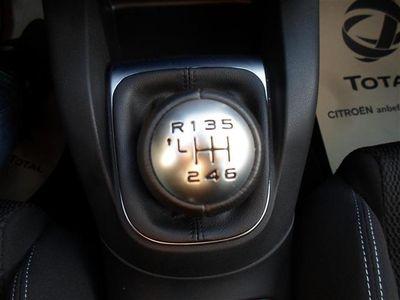 brugt Citroën C4 1,6 Blue HDi Feel Complet start/stop 120HK 5d 6g