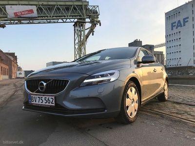 used Volvo V40 2,0 D2 Momentum 120HK Stc 6g