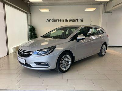 brugt Opel Astra Sports Tourer 1,6 Turbo Innovation Start/Stop 200HK Stc 6g