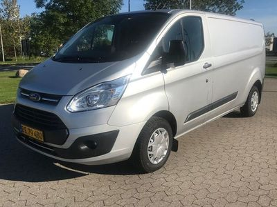 brugt Ford Custom Transit310 L2H1 2,0 TDCi Trend 130HK Van 6g