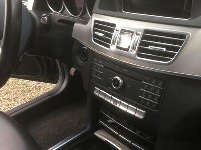 brugt Mercedes E200 BlueTEC T 7G-TRONIC PLUS