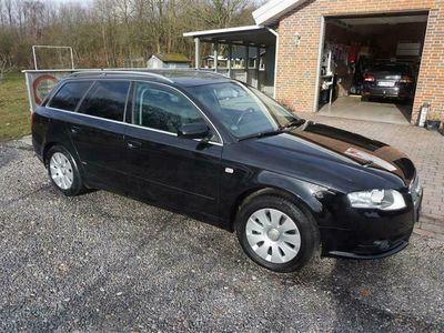 brugt Audi A4 Avant 2,0 130HK Stc