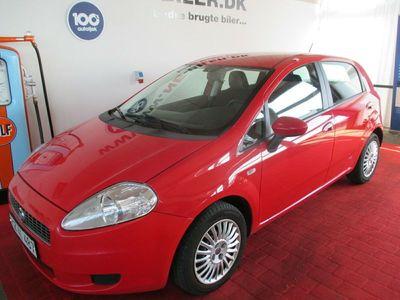 brugt Fiat Grande Punto 1,3 MJT 75 Active