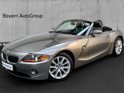 brugt BMW Z4 2,5 Roadster