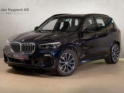 brugt BMW X5 3,0 xDrive40i M-Sport aut.