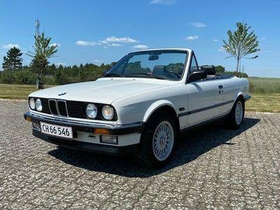 brugt BMW 325 Cabriolet 3-serie E30 i