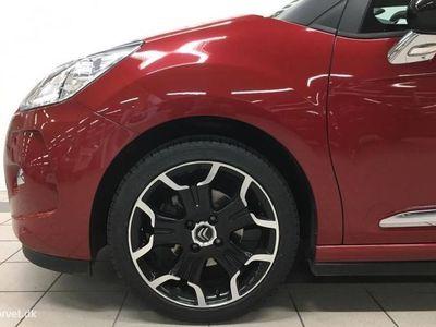 brugt Citroën DS3 Cabriolet