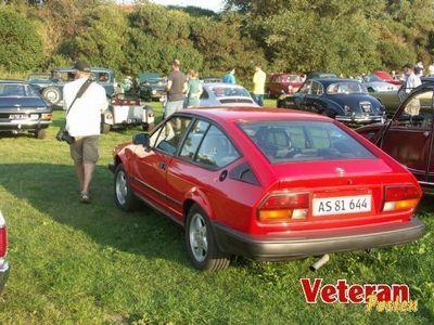 brugt Alfa Romeo GTV 2.0