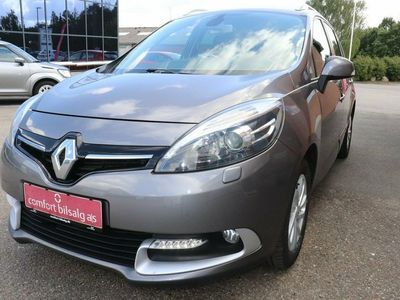 brugt Renault Grand Scénic III 1,6 dCi 130 Expression ESM 7prs
