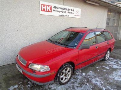 brugt Volvo V40 2,0 136HK Stc