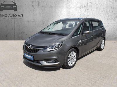 brugt Opel Zafira Tour 1,6 CDTI Enjoy Start/Stop 134HK 6g - Personbil - Gråmetal - 7 pers.