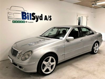 brugt Mercedes E240 6 Classic aut.