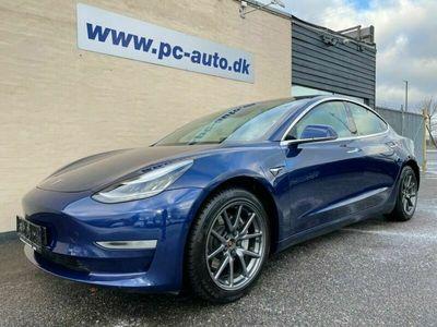brugt Tesla Model 3 Long Range AWD 4d
