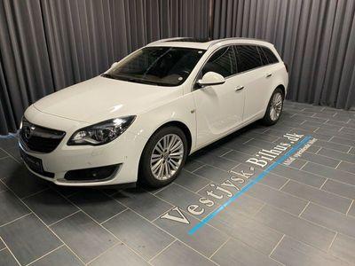 brugt Opel Insignia CDTi 136 Cosmo ST