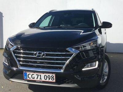 brugt Hyundai Tucson 1,6 CRDi Trend 136HK 5d 6g