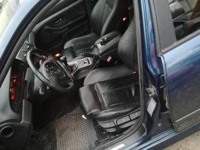 brugt BMW 530 3,0 Touring sælges i dele
