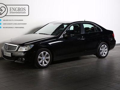 brugt Mercedes C180 2,2 CDi BE