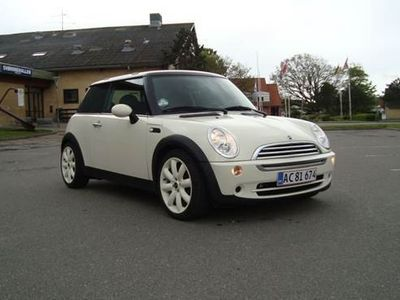 brugt Mini ONE One1,6