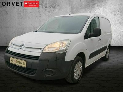 brugt Citroën Berlingo 1,6 HDi 90 Cityvan