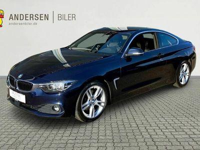 brugt BMW 430 i 2,0 Steptronic 252HK 2d 8g Aut.