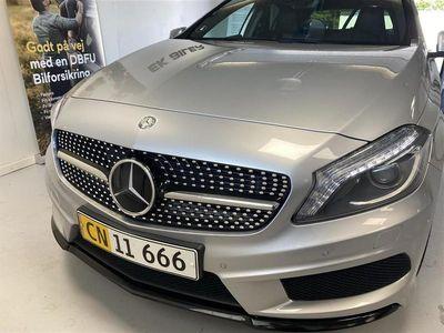 brugt Mercedes A200 d 2,1 CDI 136HK 5d