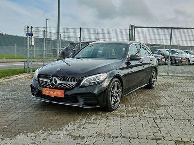 brugt Mercedes C300 d 2,0 Advantage AMG stc. aut.