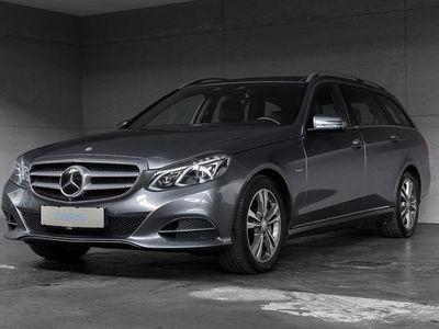 gebraucht Mercedes E400 3,5 4-Matic 7G-Tronic Plus 333HK Stc Aut.