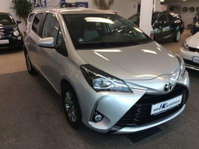 brugt Toyota Yaris 1,5 VVT-i T2 Premium