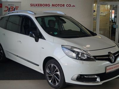 brugt Renault Grand Scénic III 1,6 dCi 130 Bose Edition ESM