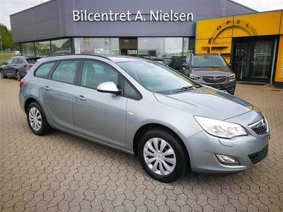brugt Opel Astra Sports Tourer 1,4 Turbo Enjoy Start/Stop 140HK Stc 6g