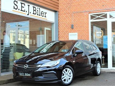 brugt Opel Astra Sports Tourer 1,0 Turbo Enjoy Start/Stop 105HK Stc A+