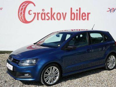 brugt VW Polo 1,4 TSi 140 BlueGT