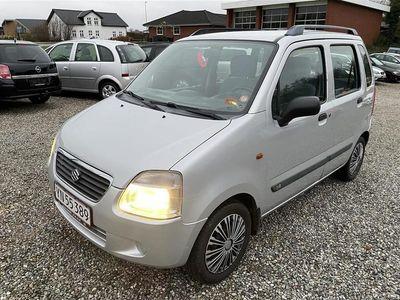 brugt Suzuki Wagon R 1,3 GL 76HK
