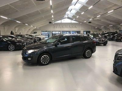 brugt Renault Mégane III 1,5 dCi 110 Expression ST