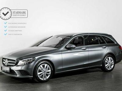 gebraucht Mercedes C200 1,5 Advantage stc. aut.