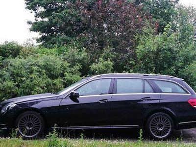 brugt Mercedes E300 0 Hybrid BlueTec