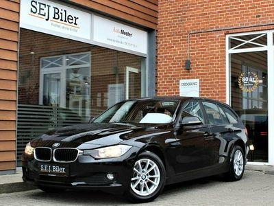 used BMW 318 d 2,0 Touring 143HK 5d