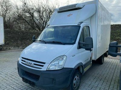 brugt Iveco Daily 3,0 35C18 Alukasse m/lift