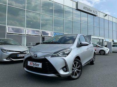 brugt Toyota Yaris 1,5 VVT-I T3 Smart 111HK 5d