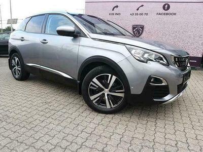 brugt Peugeot 3008 1,2 e-THP Allure EAT6 130HK 5d 6g Aut.