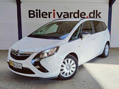 brugt Opel Zafira 2,0 CDTi 130 Enjoy eco Flexivan
