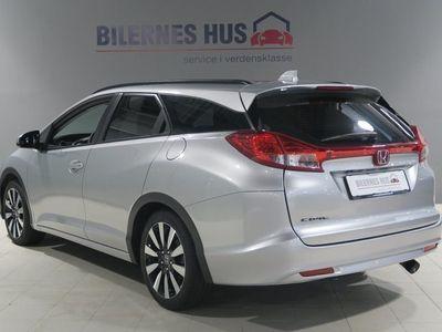 brugt Honda Civic 1,6 i-DTEC Sport Tourer ADAS