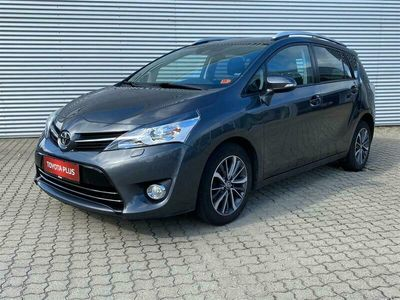 brugt Toyota Verso 7 pers. 1,6 D-4D T2 Premium 112HK 6g