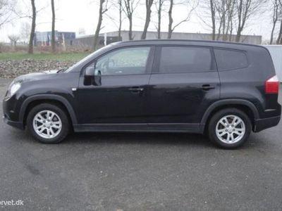 brugt Chevrolet Orlando 1,8 LS A/C 141HK