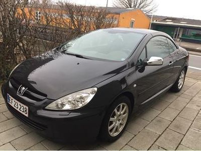 brugt Peugeot 307 CC 2,0