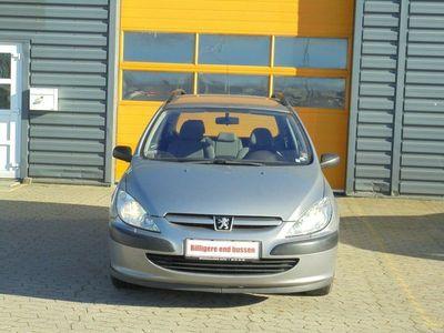 used Peugeot 307 1,6 XR stc.